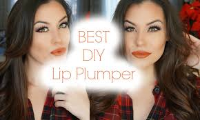 best affordable diy lip plumper ever cayleyxoxo