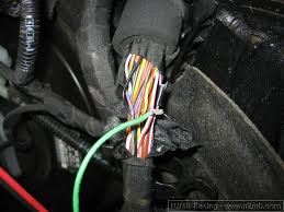 vwgtimkvinstallationinstructions  tape up the harness electrical tape and secure the 18 awg green wire from the wot box