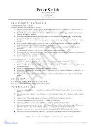 100 Sample Resume Of Network Engineer 100 Resume Template