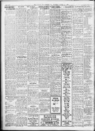 The Evening Sun from Hanover, Pennsylvania on August 25, 1938 · 2