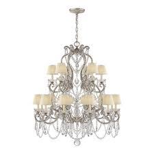 interior adrianna medium chandelier in antique silverleaf new arrivals stunning ralph lauren precious 9