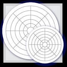 Circular Chart Paper Barton Circular Chart Paper 0 15000 Psi Hashtron International