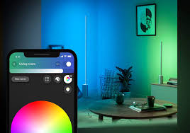 The Most Futuristic New Philips Hue Light Is Still Down To