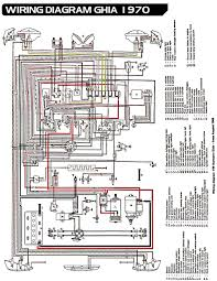 vw beetle ignition coil wiring diagram 1969 Vw Bug Wiring Diagram For Turn Signals