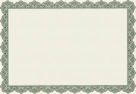 blank certificates free blank certificate templates