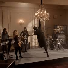 shiny sa falling chandelier hogwarts extreme