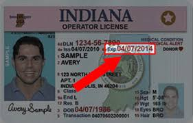 2019-01-24 - Expired Drivers License Iowa Driver's