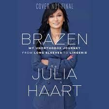 Luisterboek 'Brazen' door Julia Haart ...