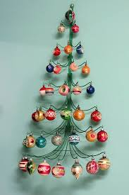 Perfect Decoration Christmas Tree Wall Hanging Best 25 Ideas Only Christmas Trees That Hang On The Wall
