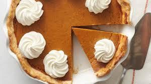 pumpkin pie recipe bettycrocker com