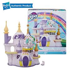 <b>Hasbro My</b> Little Pony <b>игрушка</b> Canterlot замок игровой набор с ...