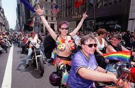 2006 gay in nyc parade