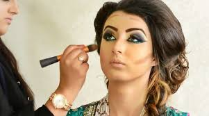 latest bridal look makeup tutorial video mehndi wedding