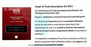 Muslims Want To See Halal Logo Products Halal Certification In
