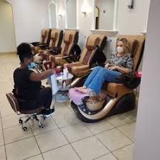 nail salons open late in dallas tx