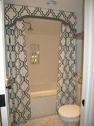 shower curtains with valance shower valance with curtains shower curtains with valance and tiebacks
