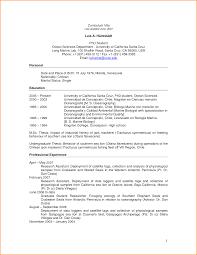 Graduate Student Resume 100 Graduate Student Curriculum Vitae Sample Invoice Template 7