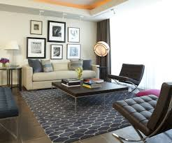 Living Room Area Rugs Contemporary Industrial Area Rugs Family Room Contemporary With Mid Century