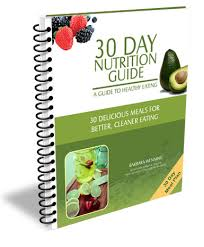30 Day Healthy Eating Plan 30 Day Nutrition Guide
