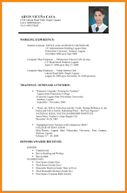 Job Format Resume 24 Resume For Jobs Format Manager Resume 13