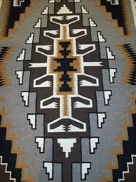 Navajo rug designs two grey hills Sale Hand Woven Pinterest Hand Woven