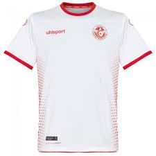 Thuis Tunesië Shirt Tunesië 2018-2019 Thuis Shirt 2018-2019