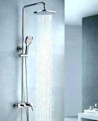 best eco shower head single function hansgrohe eco shower head reviews