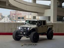 starwood motors the bandit 4 door jeep truck
