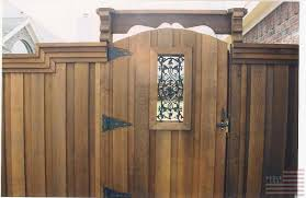 Brilliant Wood Fence Gate Plans Proy Complete How To On Decorating