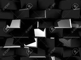 Classic Black Tile Design Texture ...