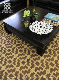 10 stunning diy home decor stencil projects stencil stories