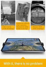 iPad Tablet PubG Tetik Nişan Oyun Aparatı Baseus Shooting Fiyatları ve  Özellikleri