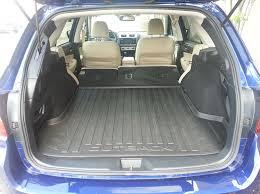 2015 subaru outback interior back seat. 2015 subaru outback boasts plenty of convenient cargo space interior back seat e