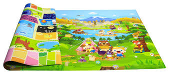 Baby Care Baby Playmat Let s Go Camping Contemporary Baby