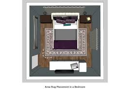 rug under bed placement. Bedroom Rug Under Bed Placement
