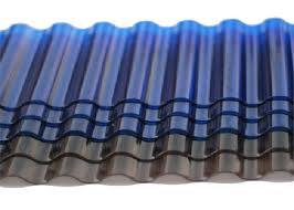 tinted corrugated plastic sheets solar polycarbonate corrugated roof panel