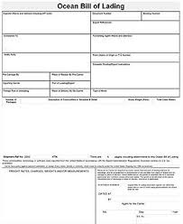 Blank Bill Of Lading Forms Download Bill Of Lading Forms