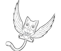fairy tail coloring pages. Contemporary Fairy Fairy Tail Happy Coloring Pages 2240256 With P