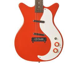 Danelectro \u002759M-NOS Electric Guitar in Red