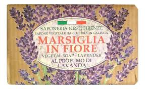 Купить <b>мыло Marsiglia In Fiore</b> Lavender Soap 125г (лаванда ...
