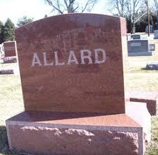 Ruby Eleanor Hazen Allard (1897-1978) - Find A Grave Memorial