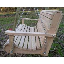 Small Picture 31 Porch Swings POLYWOOD Vineyard 5ft Recycled Plastic Porch