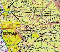Abandoned Little Known Airfields New York State Buffalo Area
