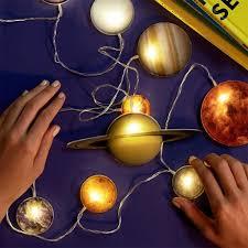Lichterkette Lichterkette Lichterkette Sonnensystem