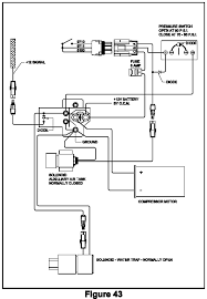 hwh air leveling system explained wiring diagram hwh air suspension
