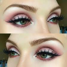 31 pretty eye makeup looks for green