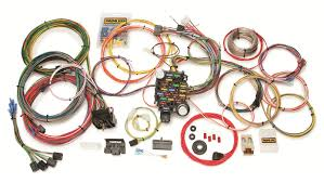 1956 1957 1958 1959 chevy truck fuse panel wire harness new wiring painless performance gmc chevy truck harnesses 10205 shipping on orders over 49 at