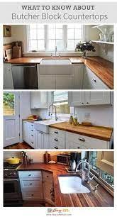 92 Butcher Block Countertops Ideas Butcher Block Countertops Countertops Kitchen Remodel