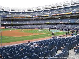 Yankee Stadium Legends Seating Chart Yankee Stadium View From Legends 27a Vivid Seats