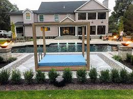 cool backyard ideas. Unique Ideas Cool Backyard Ideas With Pool Throughout